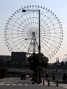 Venus Fort's Ferris Wheel