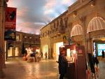 Venus fort shopping mall