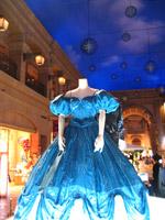 Yukari's gown